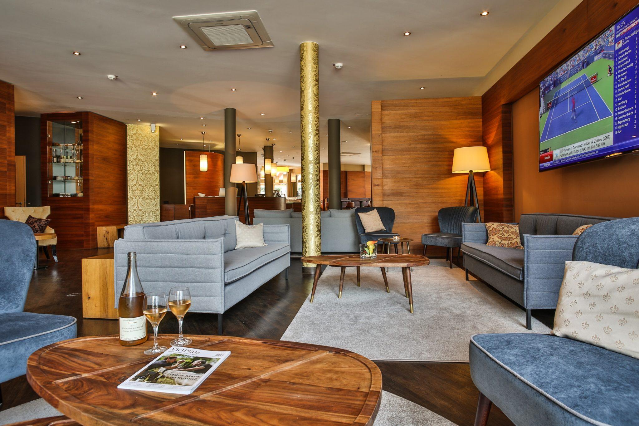 Bacchus-Lounge